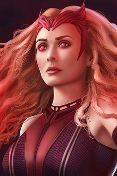 Marvel Comics, Marvel Avengers, Marvel Women, Marvel Girls, Marvel Universe, Scarlet Witch Comic, Power Girl Supergirl, Best Avenger, Marvel Couples