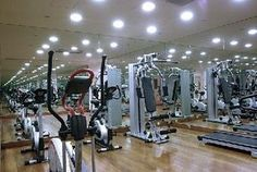 Hotel Nuevo Madrid - Fitness Center