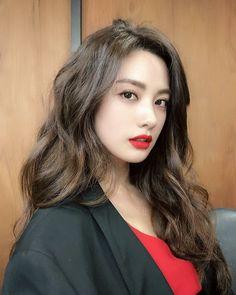 Im Jin Ah Nana, Korean Girl Photo, After School, Pretty Face, Kpop Girls, Asian Beauty, Makeup Looks, Like4like, Hair Makeup