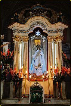 Templo Santa María Cuaco,San Andres Cholula,Estado de Puebla,México