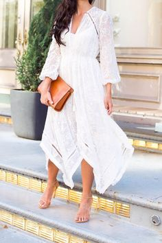 Ethereal Daydreams - Zimmermann dress // Stuart Weitzman heels WLFK x Gigi New York clutch // Celine sunglasses Chloe perfume (perfect for Mother's Day!) Friday, April 29, 2016
