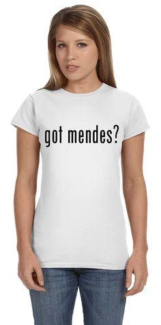 Got Mendes Shawn Magcon Tour Ladies by TeesAndTankYouShop on Etsy, $12.99 #magcon