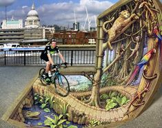 The Incredible World Of 3D Street Art