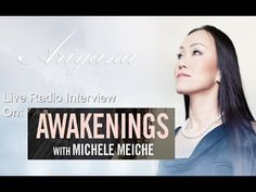 "Ariyana – Live Radio Interview ""Awakenings"" 4/8/2015 