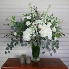 Save 49 Lovely Flower Arrangements for Table Decorating. - Flower arrangement and design is considered an art. When before one would only pick flowers in the - Winter Flower Arrangements, Funeral Floral Arrangements, Artificial Flower Arrangements, Beautiful Flower Arrangements, Beautiful Flowers, Alter Flowers, Church Flowers, Funeral Flowers, Wedding Flowers