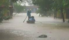 Floods Kill 19 in #Vietnam