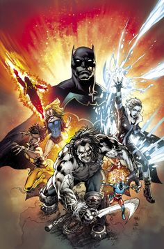 Justice League of America Vol. The Extremists (Rebirth) (Justice League of America: DC Universe Rebirth) Hq Marvel, Marvel Dc Comics, Cosmic Comics, Alex Ross, Prado, Superman, Lego Batman, New Justice League, Avengers