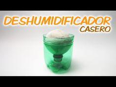 Como Hacer un DESHUMIDIFICADOR CASERO - YouTube
