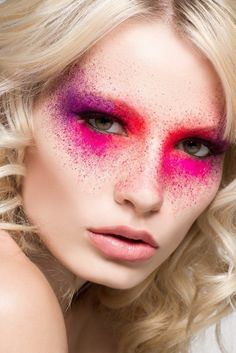 Makeup Inspiration. My Collection of Pics of the Best Makeup