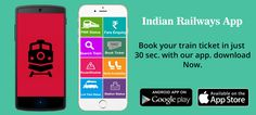Indian railway pnr status info Guide app is a complete travel companion app for the frequent travellers of Indian Railways. using this app, you can access for to check train ticket pnr status, book tatkal train ticket, live train status check, indian railway info and much more information to check online.