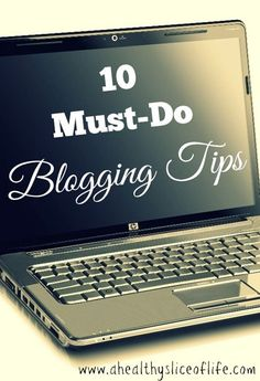 My best blogging tip