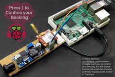 Raspberry Pi IVR System