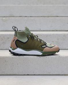 buy popular 5b1e2 2012e Nike Talaria Mid Flyknit  Palm Green Vachetta Tan  · HuarachesNike HuaracheAir  Max ...