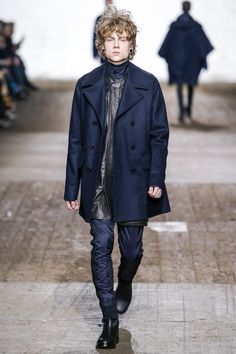 See the complete Diesel Black Gold Fall 2016 Menswear collection.