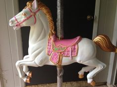 This horse has been SUCH a pain but really a fun project for me to work on at home. I went looking for carousel horses on Craigslist and found what I thought was a great one, but after driving two […]