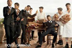 Горещи мъже в гореща Сицилия