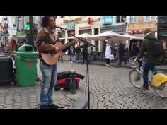 HAPPY XMAS! Louis Armstrong cover by Vince - busking in the streets of Brussels, Belgium - http://streetiam.com/happy-xmas-louis-armstrong-cover-by-vince-busking-in-the-streets-of-brussels-belgium/