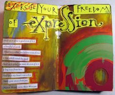 Exercise Your Freedom of Expression - Lucrecer
