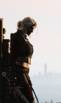 The Witcher Wild Hunt, The Witcher 3, Ciri Witcher, Witcher Art, Most Beautiful Wallpaper, Most Beautiful Pictures, Powerpuff Girls, Leaves Illustration, Witcher Wallpaper