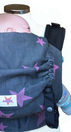 kokadi baby carrier – Rubin Stars