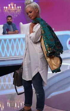 Kimono Top, Runway, Sari, Outfits, Tops, Women, Fashion, Saree, Outfit