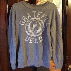 Grateful Dead long sleeve sweatshirt Cody GD sweatshirt! Love it just have too much dead stuff ;-) Grateful Dead Tops Sweatshirts & Hoodies
