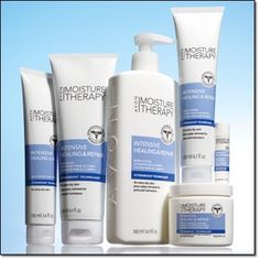 MOISTURE THERAPY INTENSIVE HEALING & REPAIR FORMULATED WITH HYDRA BOOST TECHNOLOGY Skin Protectant Ointment Helps prevent and relieve chafed, chapped or cracked skin. http://jgoertzen.avonrepresentative.com/