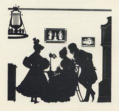 Pushkin Silhouettes 1949