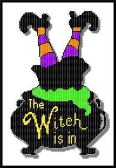 The Witch Is In 1/2