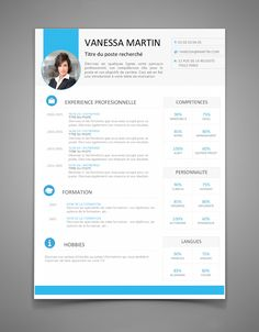 a free resume showing skills education and work