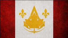 Canadian assassin flag