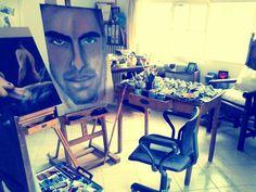 In my atelier