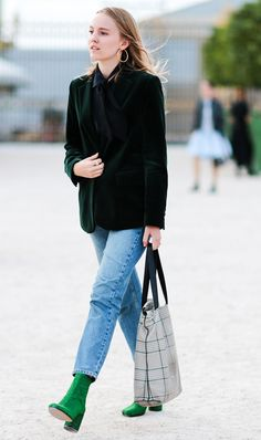 You can never have too many easy outfit formulas in your arsenal. Find out which one every fashion girl wears on repeat here.