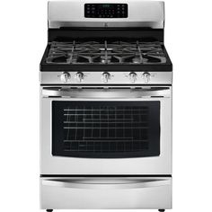 SEARS - Kenmore®/MD 30'' Freestanding True Convection Gas Range, Stainless - $999