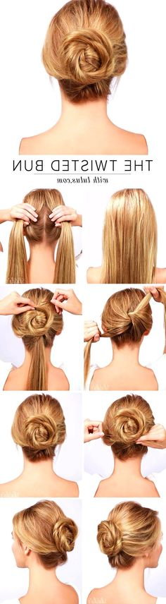 Simple And Easy Lazy Girl Hairstyle Tips Tricks #hairstyles #tips #and #tricks
