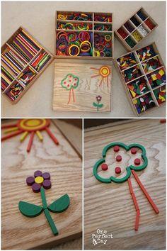 Creative play with #Spielgaben
