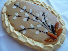 Moje Wypieki   Mazurek kajmakowy i czekoladowy Polish Desserts, Polish Recipes, No Bake Desserts, Dessert Recipes, Easter In Poland, Polish Easter, Sweet Bakery, Easter Holidays, Pumpkin Cheesecake