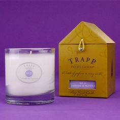 Lavender de Provence Large Trapp Candle No. 25