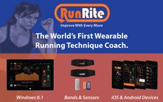 RunRite System is made for serious runners