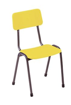 Two Piece Poly Chair - Clearance - Clearance | Morleys School Furniture £8.78