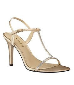 this would be the one if it was dyable without the embellishments and shorter heel