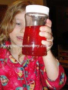 3 Preschool Science Experiments