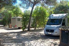 Area de Autocaravanas El Saler, Valencia (Camping Park Compleo Los Pinos)   Campercontact