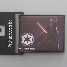 Star Wars Wallet High Quality Leather   Furrple