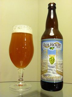 BrewChief.com Review of Redeemer Imperial IPA (Olde Hickory Brewery) : The Olde Hickory Brewery out of Hickory, NC is well known in the region for their small batches of delectable nectar. They have managed to make a name for themselves based on quality alone and refuse to scale production if it compromises product integrity. That's a rare trait to find these days, which makes their beers highly coveted products. Alas, therein lies the rub: high quality beer, limited supply. So when local...
