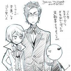 Kuroshitsuji Sketch~