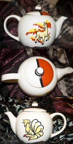 Pokemon Teapot