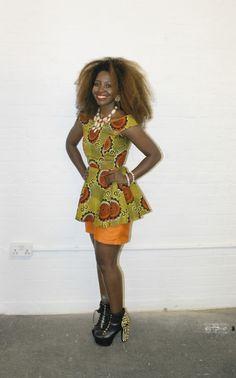 VAKWETU STYLE: STREET STYLE | IT'S AFRICAN INSPIRED | AFWL 2013