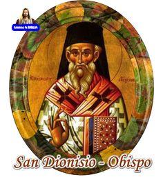 Leamos la BIBLIA: San Dionisio – Obispo