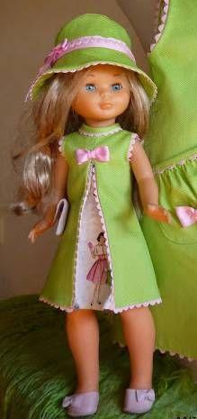 Nancy fashion.